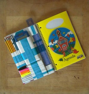 Duct Tape Assignment Notebook Organizer (A.N.O)