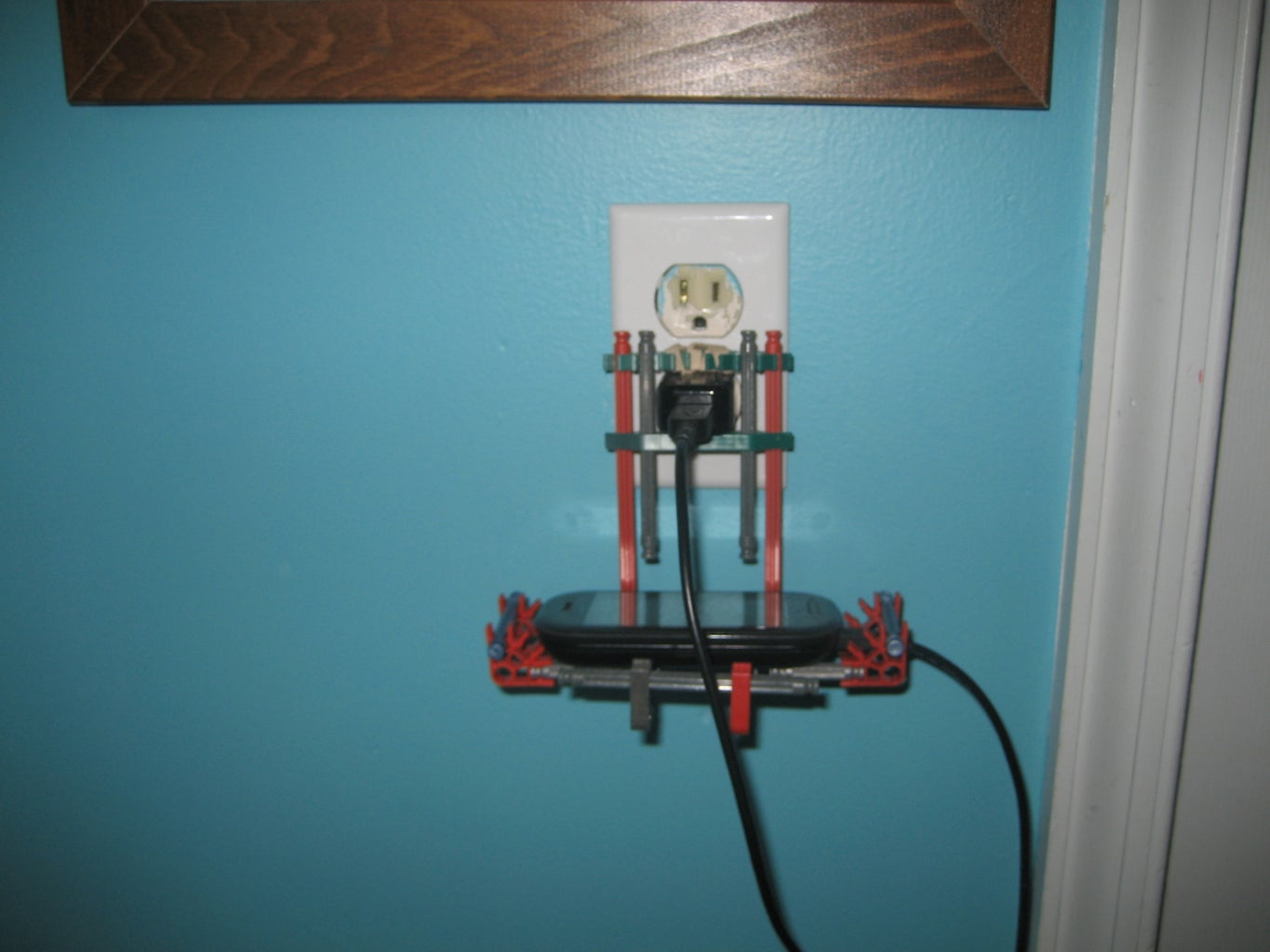 Knex USB/ Wall Outlet Charging Station