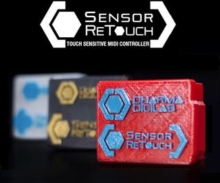 Touch Sensitive Interactive Music Instrument DIY / Windows Version