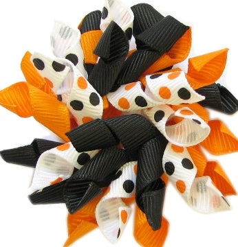 How to Make Mini Korker Hair Bow Instructions