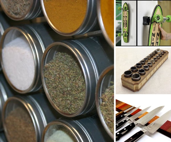18 Magnet Projects to Get You Super Organized