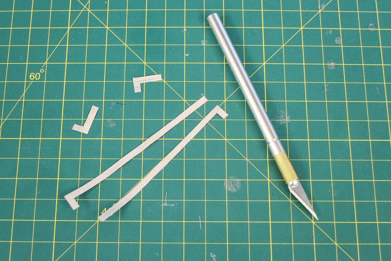 Cut Conductive Fabric