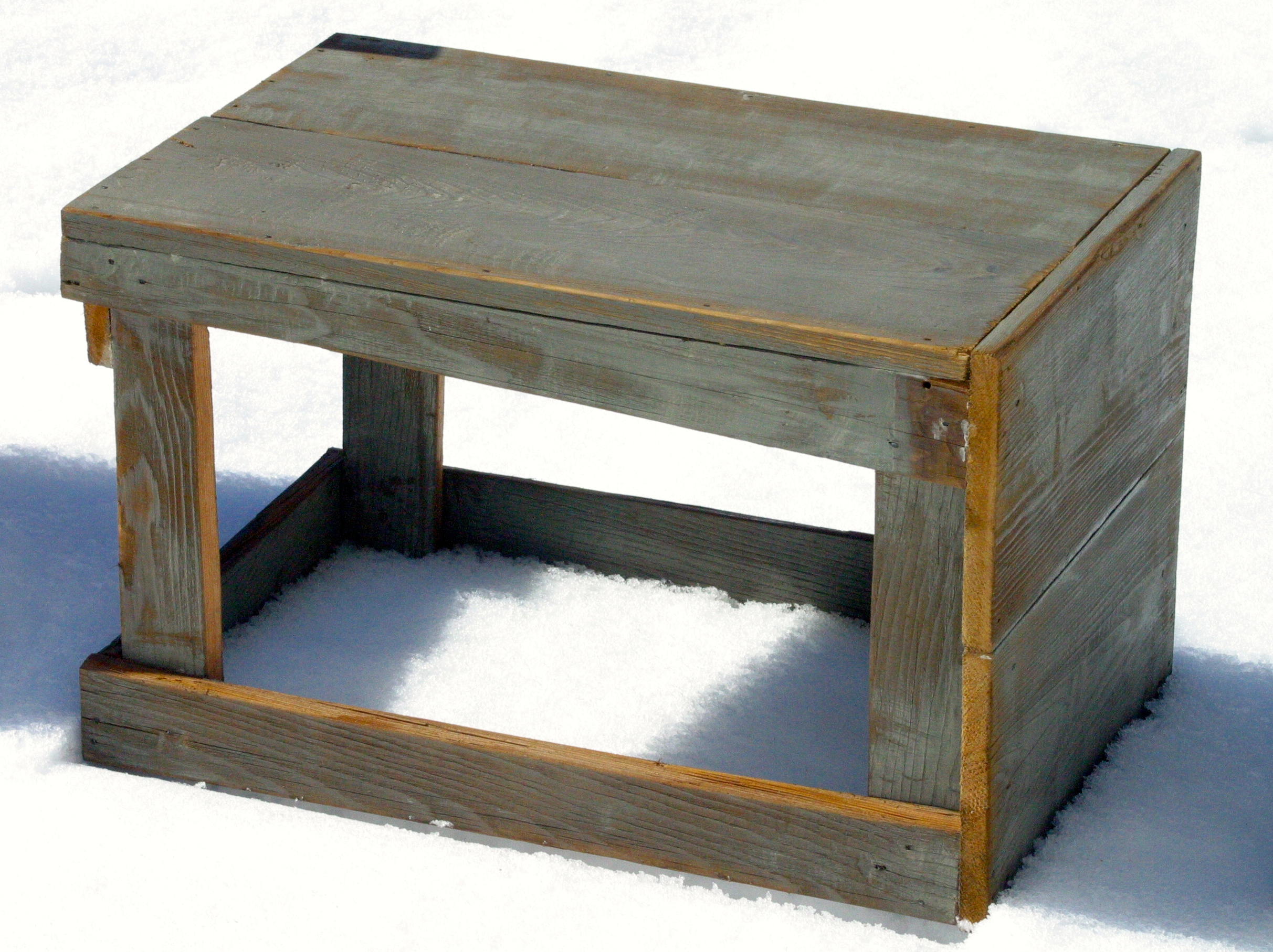 pt 5 make your own free furniture with simple tools - tim sway perspectives