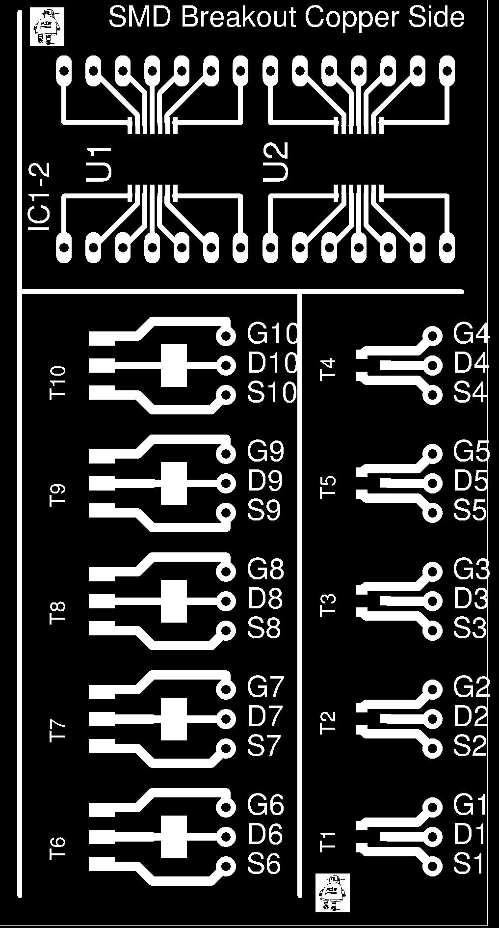 SMD Breakout Board