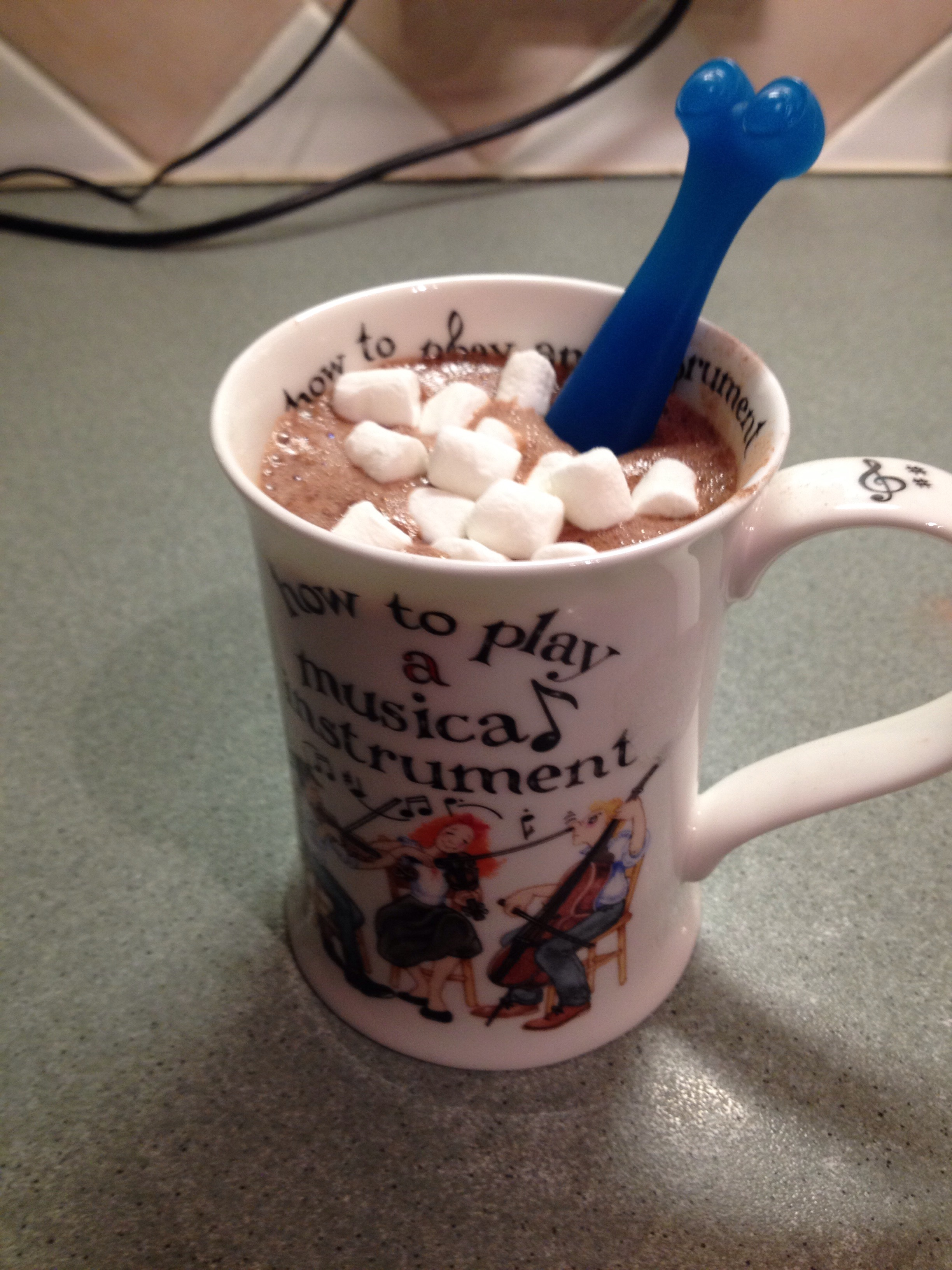 Perfect Hot Chocolate (instant)!