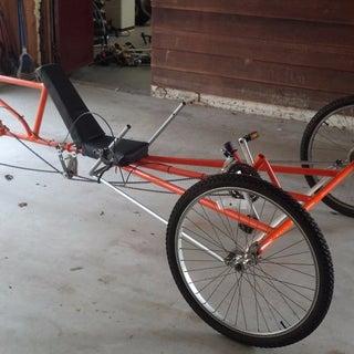 Three Wheel Bike Car