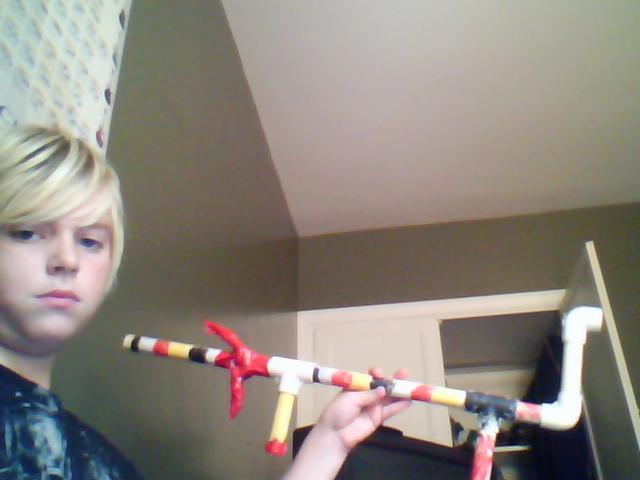 how to make a paintball gun!