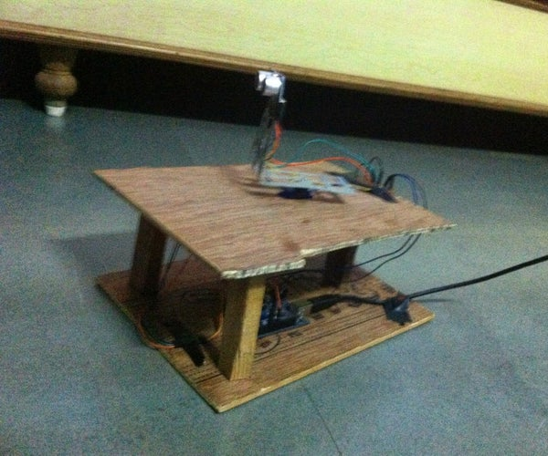 How to Make a Simple Arduino Ultrasonic Radar System ..