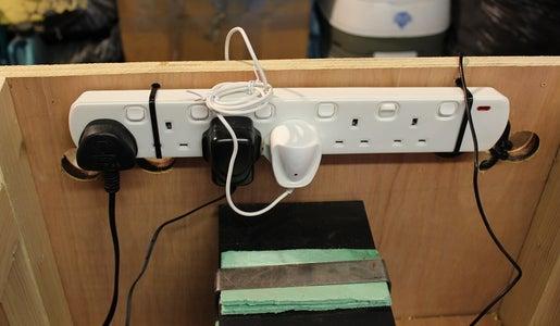 Mains Power Bar