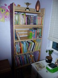 STAX, a Modular Bookshelf Design