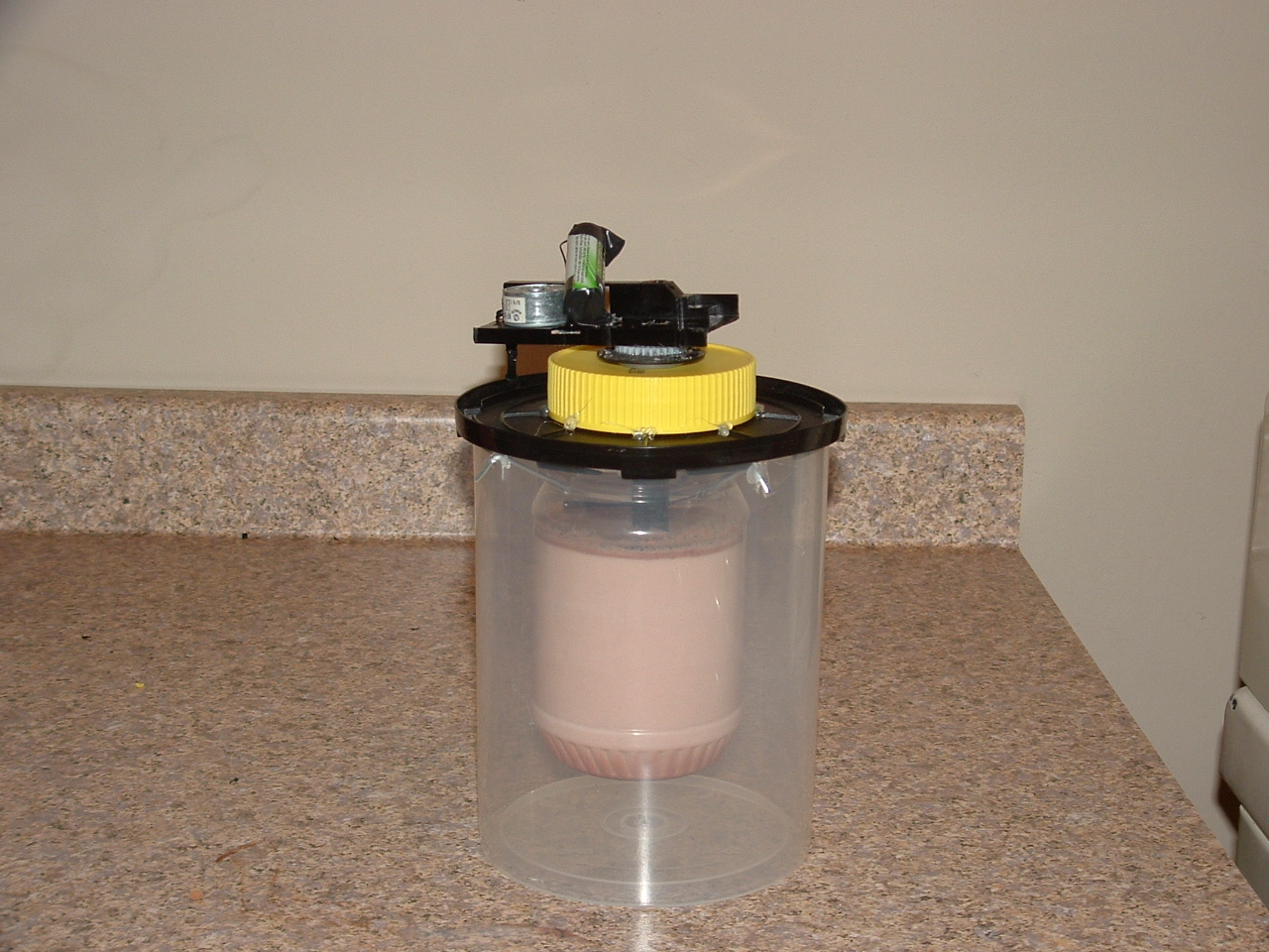 Single Serving Ice Cream Maker