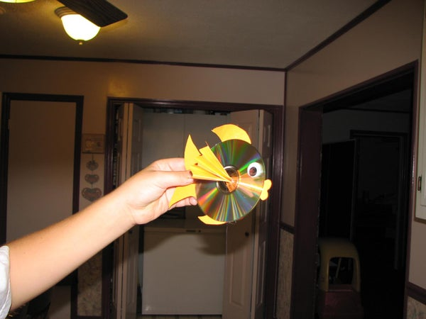 CD ROM Fish Craft