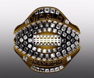 World Champions - Football Ring