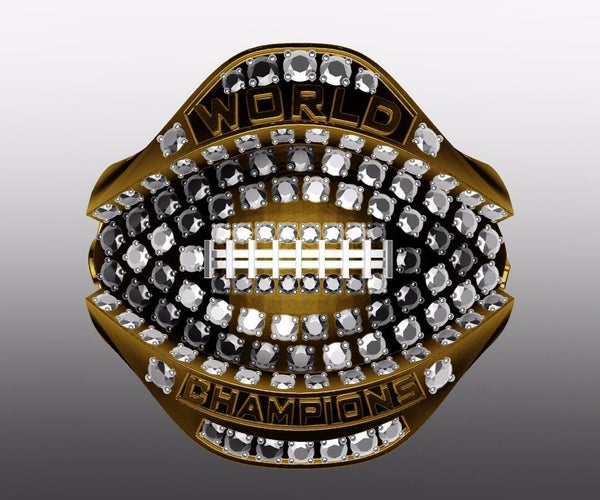 World Champions - Football Ring