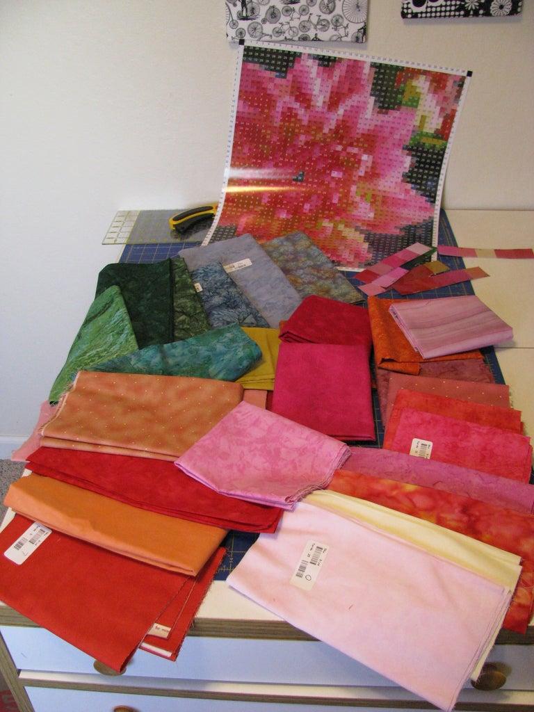 Pick Your Fabrics