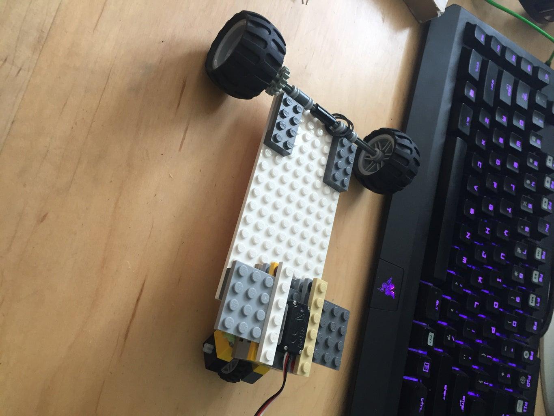Creating Car Base