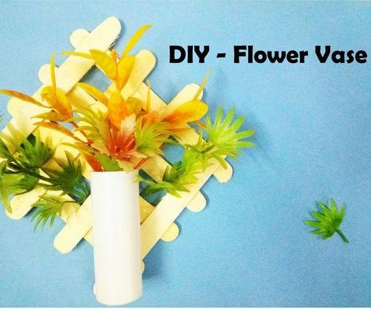 DIY - Flower Vase