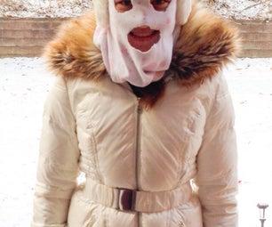 DIY Ski Mask