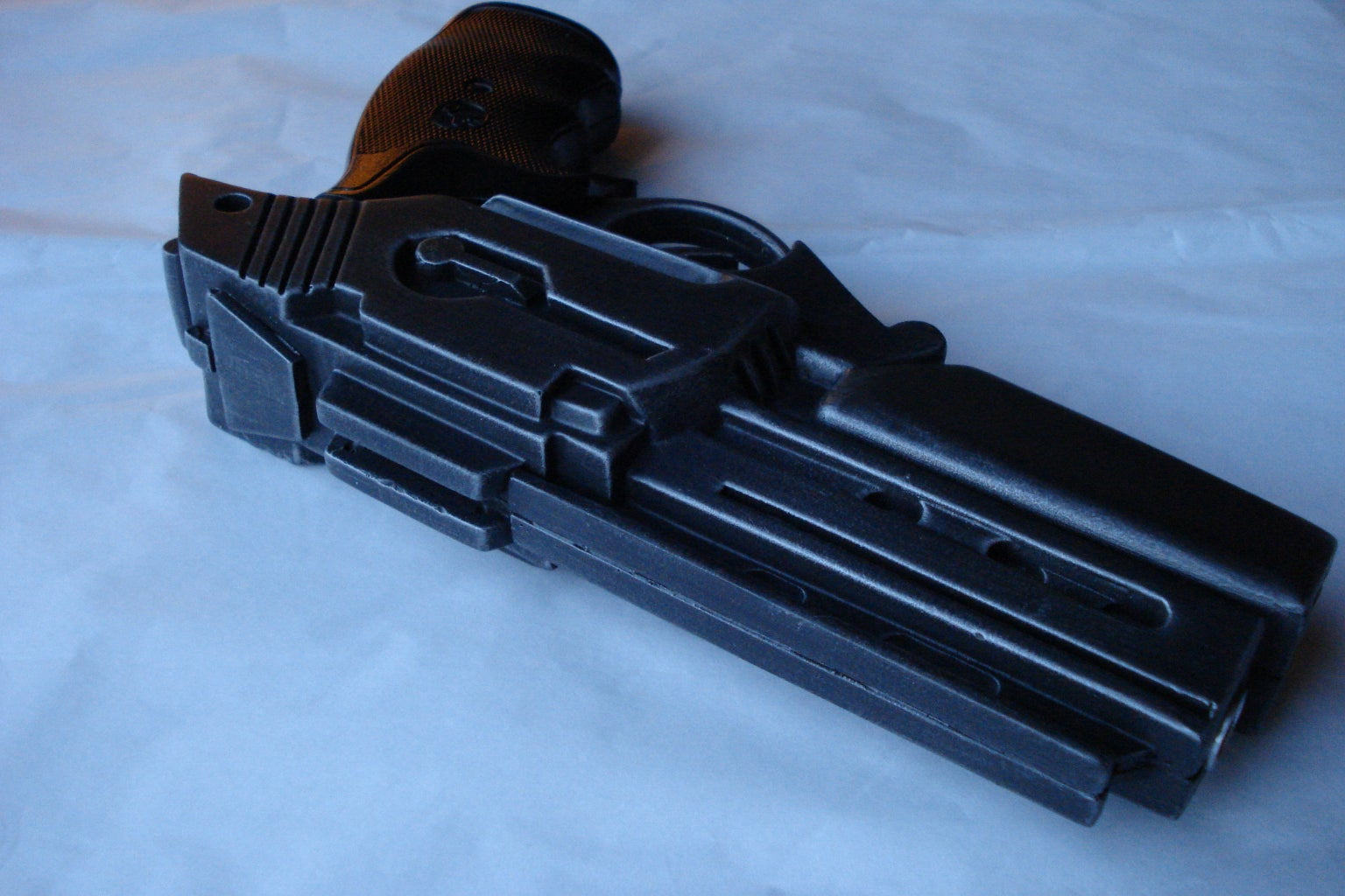 Battlestar Galactica Season 1 Sidearm Prop With Holster