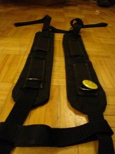 The Comedian: Suspenders