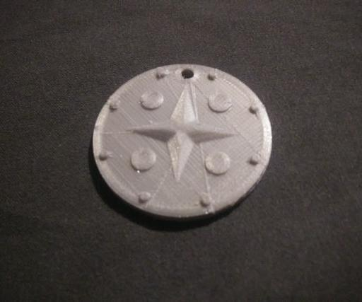 How to Make a Amulet Using Tinkercad