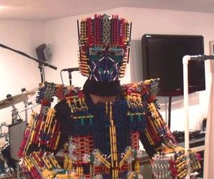 K'NEX Robotic Suit Mark II
