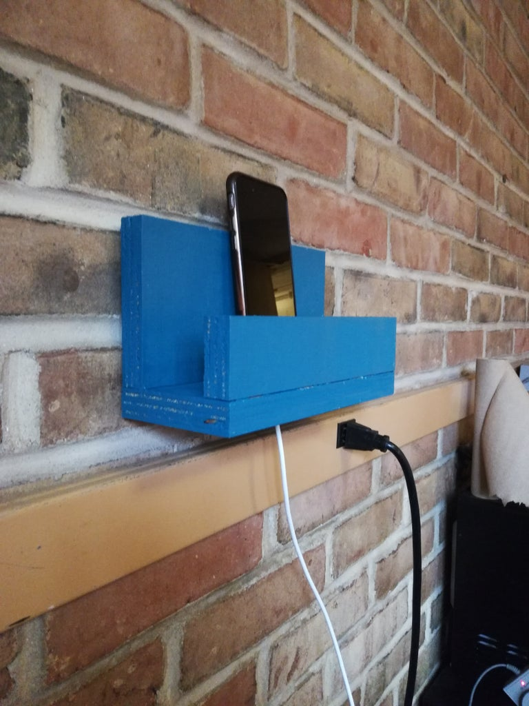 Cell Phone Shelf