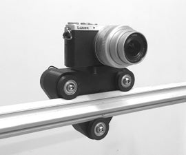 Affordable Camera Slider