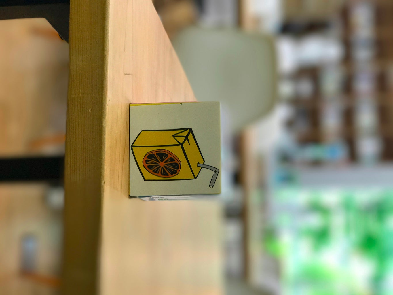 Automated Grocery Cube With MESH IoT Blocks