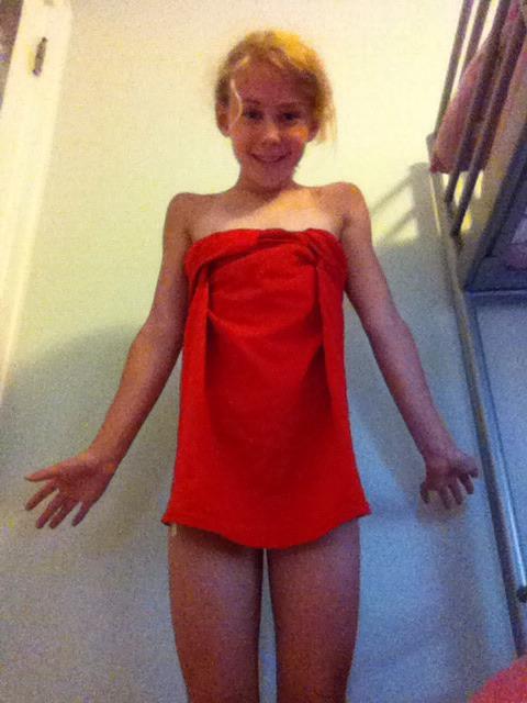 Shirt Mini Dress