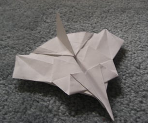 Oragami Paper Plane Fighter