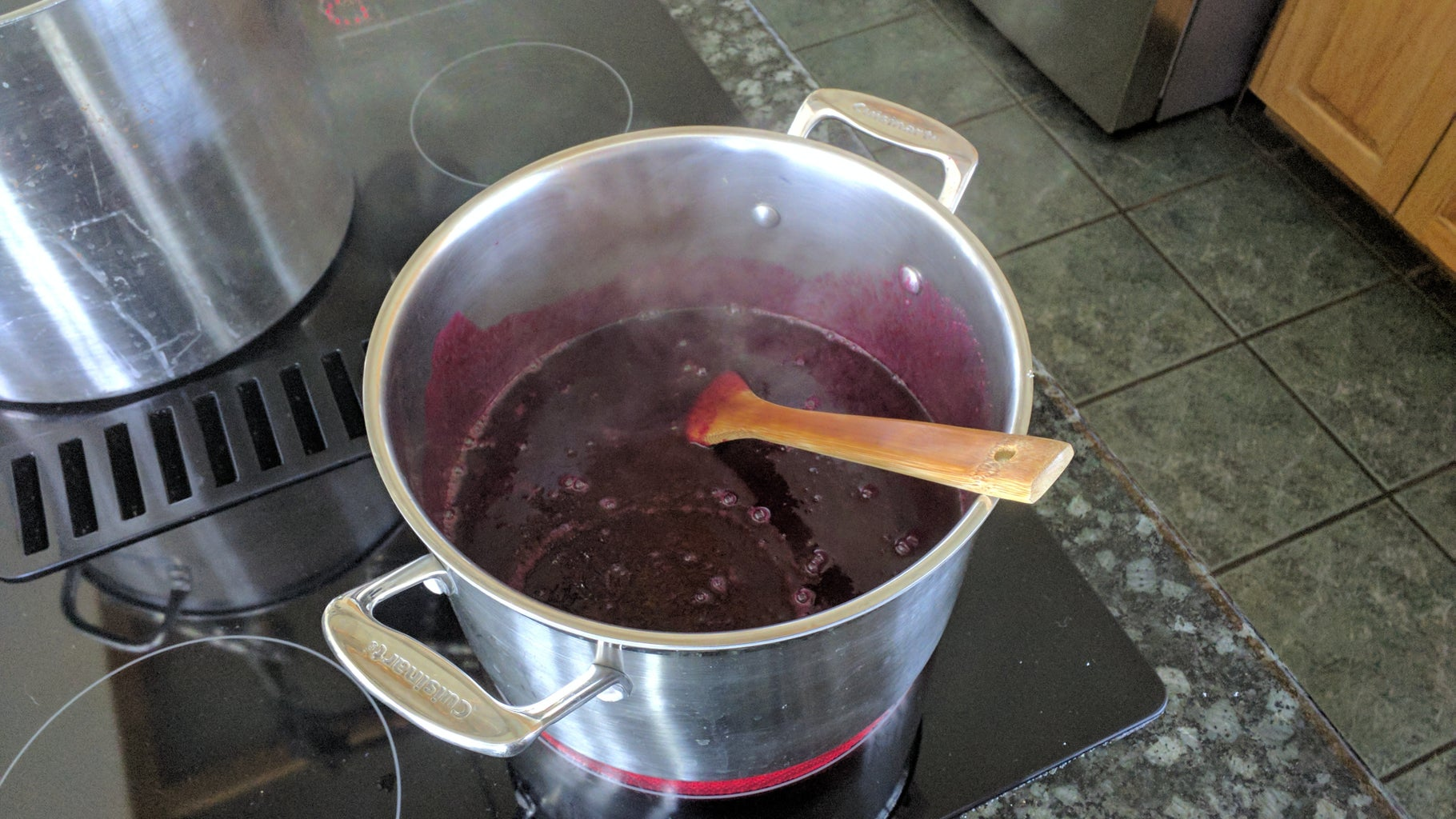 Cooking the Jelly