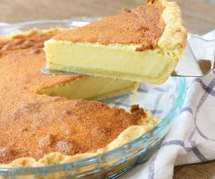 How to Make Filipino Egg Pie | Custard Pie Recipe