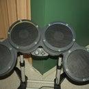 "DIY Rock Band Drum kit 8"" Mesh Head Mod"