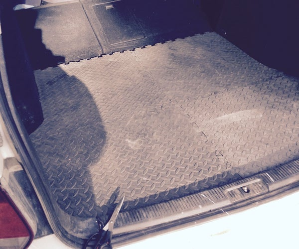 Station Wagon Bed Protector