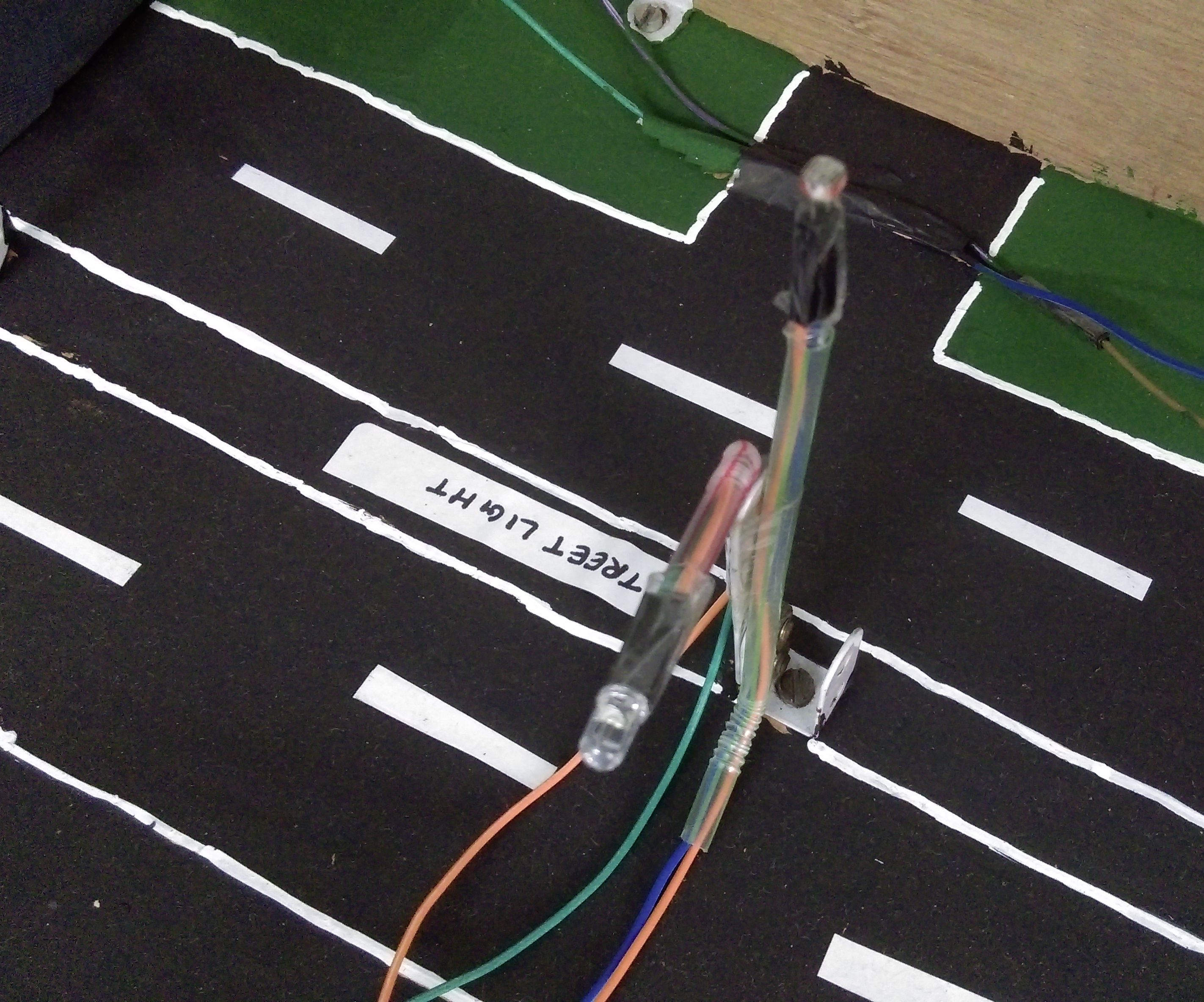 Smart Streetlight System