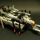 Lego Mindstorms NXT Octopod video