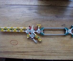 Rubberband Rifle