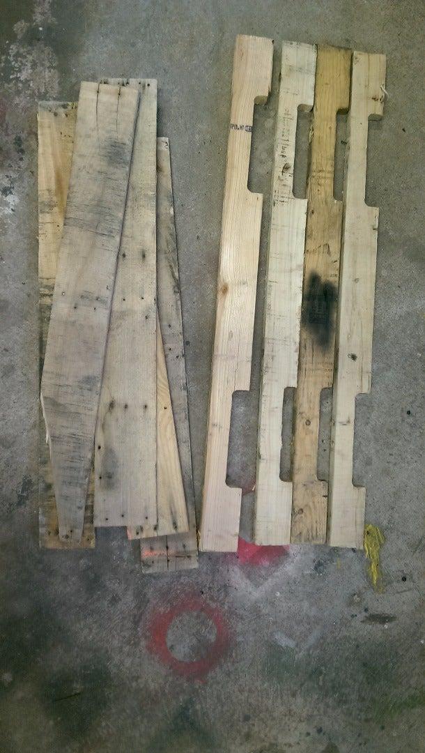 Gathering Raw Materials and Tools
