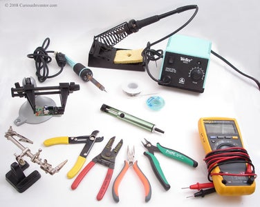Recommended Tools and Supplies