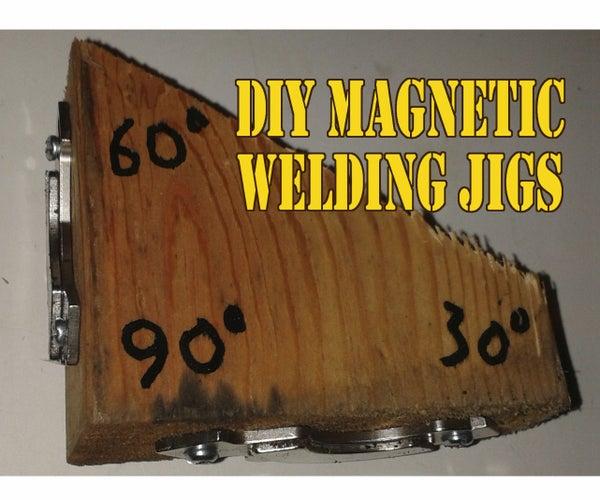 DIY Magnetic Welding Jigs