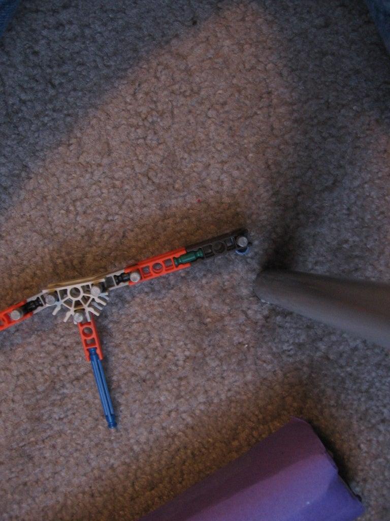 K'nex Butterfly Knife/switchblade