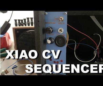 Xiao CV Sequencer