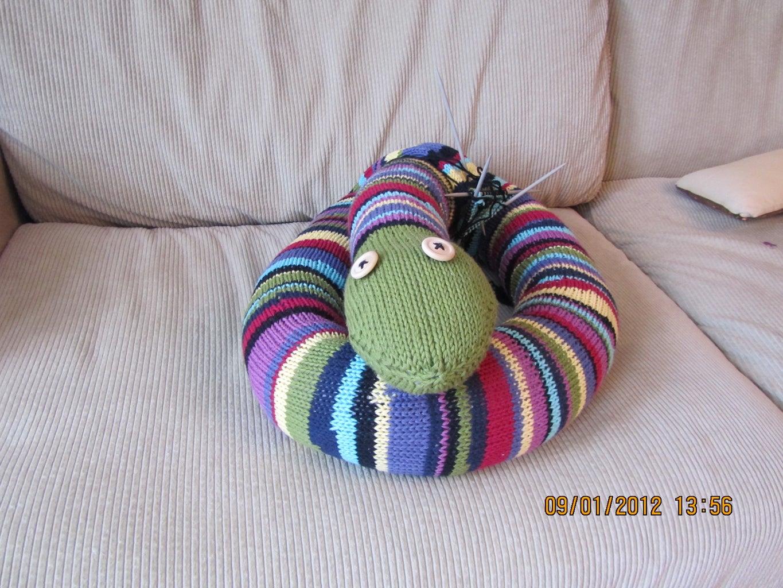Knit, Knit, Knit: the Body.