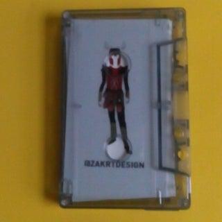 Cassette Tape Business Card Holder