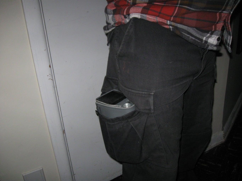 Pocket Lathe