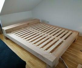 Solid Block Bed