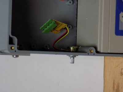 Attaching the Dimmer