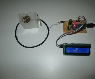 Arduino Based Pulse Induction Detector - LC-Trap