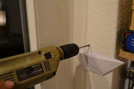 Drill and Install the Scissorarm